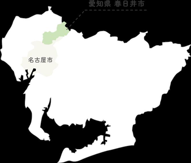 春日井地図